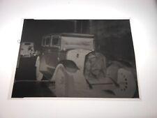 #1386 PHOTO NEGATIVE - 1971 - ANTIQUE CAR