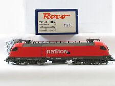 ROCO h0 AC 69819 E-Lok Digital-multiplatori Railion 182 022-4 DB-AG OVP (y1884)