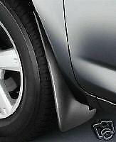 Genuine Toyota Accessory RAV4 Front Mudflap Pair Mudflaps Rav 4 2006 > 2012 New
