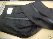 Mens 100% wool Tuxedo pants  36 waist  BRAND NEW