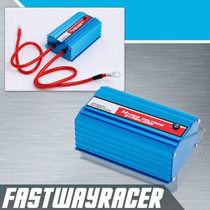 Universal Blue Hyber Voltage Stabilizer JDM Honda EG EK EF EK4 EK9 D15 D16 B16