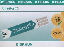 Omnitest 3 Test Strips