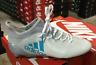 Adidas X 17.1 FG Men's Football Soccer Cleats White/Blue/Grey S82285  Sz8-11  L