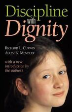 Discipline With Dignity by Curwin & Mendler--Paperback) EXCELLENT--FREE SHIPPING