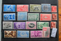 LOT STAMPS BRITISH COLONIES MH* (F125141)
