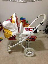 bugaboo by bas kosters kinderwagen (very limited edition!) mit extrasvery rarefind