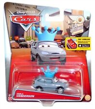 Disney Pixar Cars LA Speedway Series 7 of 11 Darla Vanderson Diecast Vehicle!