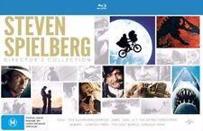 Steven Spielberg (Blu-ray, 2014, 8-Disc Set)