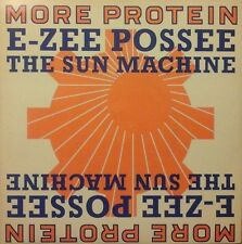 "E-ZEE POSSEE - THE SUN MACHINE 7"" VINYL SINGLE CLUB DANCE MORE PROTEIN EX/NM"