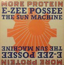 "E-ZEE POSSEE - THE SUN MACHINE 7"" VINYL SINGLE CLUB DANCE MORE PROTEIN EX/NM"