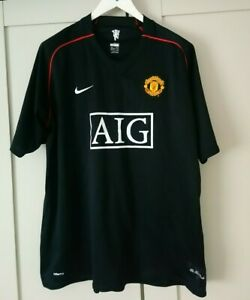 Manchester United Away  Shirt 2008....Size XXL