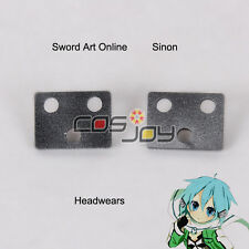 Sword Art Oline Gun Gale Online Sinon's Headwears Cosplay Prop -0479