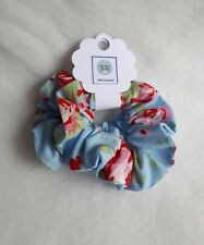 2 Pack Cath Kidston Rosali Blue Hair Bands Scrunchie Ponytail Holder Free Post