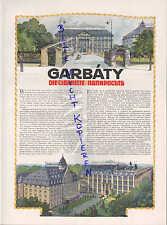 BERLIN-PANKOW, Werbung 1916, Zigaretten-Fabrik J. Garbaty Tabak-Lager Zigarette