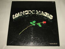 HENRY MANCINI - 4 LP BOX SET - MANCINI MAGIC