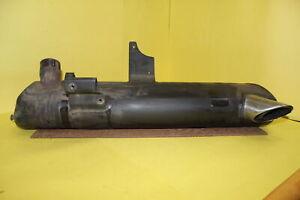2003 Buell Firebolt Xb9r Exhaust Pipe Muffler Slip On Can Silencer S0111.02a8