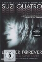 SUZI QUATRO - LEATHER FOREVER  DVD  13 TRACKS CLASSIC ROCK & POP  NEW