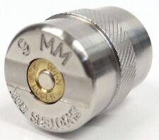 Stainless Steel 9mm Case Gauge / Ammunition Gauge NRA CMP USPSA Pistol Carbine