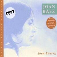 JOAN BAEZ - JOAN BAEZ/5  CD NEW+