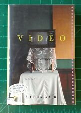 Video : Stories by Meera Nair (2002, Hardcover) Signed by Author First Edition