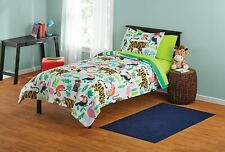Your Zone Jungle Bed in a Bag Bedding Set