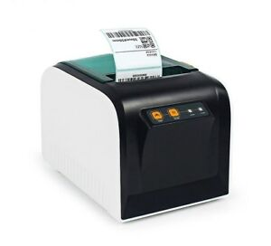 Thermal Printer Sticker Printing Machine With USB Serial Port Label Printers New