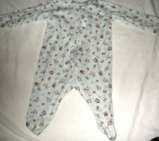 Longall, Blue, Boy, Dog Design, 3-6 Months, By Halo, New