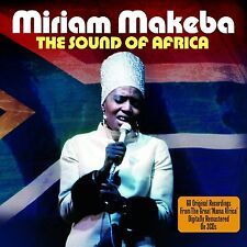 Miriam Makeba The Sound Of Africa 3-CD NEW SEALED Digitally Remastered