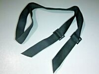 """US Military Surplus Black Webbing Small Arms 2-Point Universal Sling 1-1/4""""-Wide"""