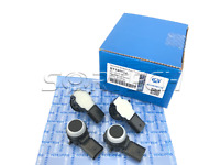 PDC SENSOR MERCEDES 4x SCHWARZ AMG GT W242 W246 SL W231 W176 GLK 204 A-KLASSE