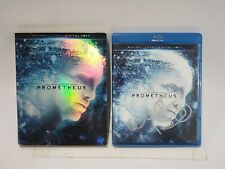 Prometheus (Blu-ray/ DVD) SIGNED by Walter Hill