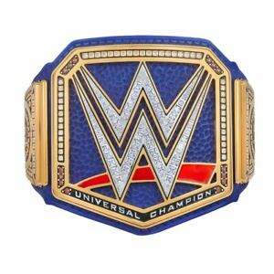WWF Heavy Weight Universal Championship Wrestling Belt WWE Adult Replica Belt
