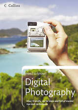 Good, Collins Need to Know? - Digital Photography, Hook, Patrick, Book