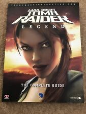 Tomb Raider Legend - The Complete Guide