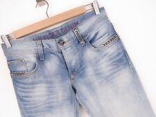 Tommy Hilfiger Jeans Pantalones Slim RP2026 Cintura Baja escena de rock Cónico Talla W30 L34