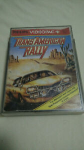 RARE - Philips VideoPac+ 60 - Trans American Rally