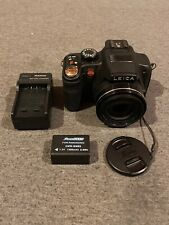 Leica V Lux 2 14.1 MP Digital Camera Black Optical  Zoom (Panasonic)