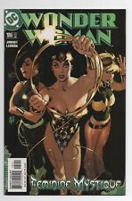 Wonder Woman #186 Adam Hughes Nm Dc Comics Combined Shipping