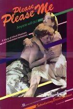 PLEASE, PLEASE ME Movie POSTER 27x40 Sharon Thorpe Erica Strauss Paul Thomas