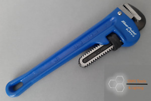 """Blue Point 12"""" Pipe Wrench Adjustable Inc VAT New As sold by Snap On"""