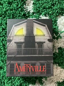 Amityville the cursed collection Vinegar syndrome Blu-ray