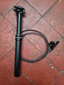 RockShox Reverb A2 355/100mm Drop 30.9 External Dropper Post LH Over / RH Under