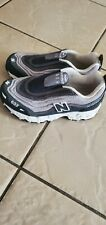 New Balance Kids 602 All terrain Grey Youth Size 11 GREAT CONDITION