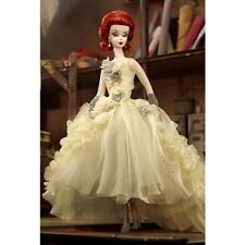 BARBIE® DA COLLEZIONE FASHION MODEL COLLECTION GALA GOWN GOLD LABEL W3496 MATTEL