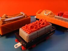 Thomas & Friends Trackmaster Train Car Lot 3 - Logging, Mining, Building/Bolts