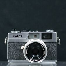 Canon Canonet 28, 35mm Auto-Exposure Rangefinder Camera, 40mm f2.8, New Battery