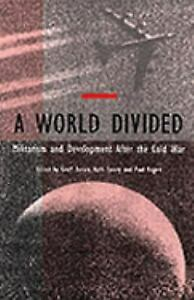 World Divided Hardcover Geoff Tansey