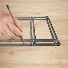 Stehlen Abmessen Werkzeugen Multi-Winkel Schablone Heim Useful four-sided Lineal