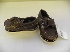 New! Toddler's Boy's Route 66 Ruy Casual Shoes Style 11065 Size 2 Brown 63B