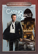 James bond, Casino Royale - Edition Deluxe 2 DVD